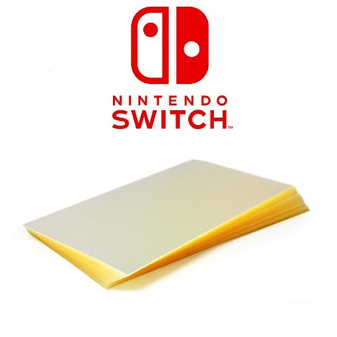 Repack-It Over-Wrap Sheets for Nintendo Switch Cases