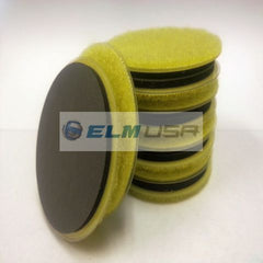 Pad (LIGHT YELLOW DOUBLE SIDED DISC Stage 2 Sanding) - For all models (except ECOPro)