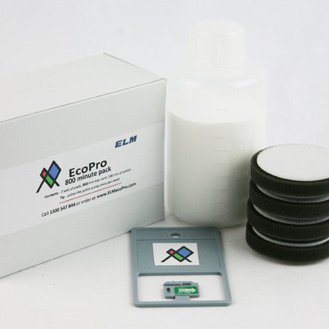 ECOPro 800 minute Supply Kit