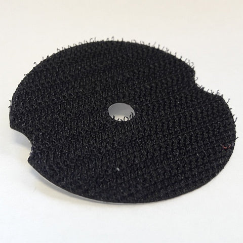 Velcro For #1 Pad Holder - Black