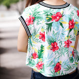 Hawaii Crop Top