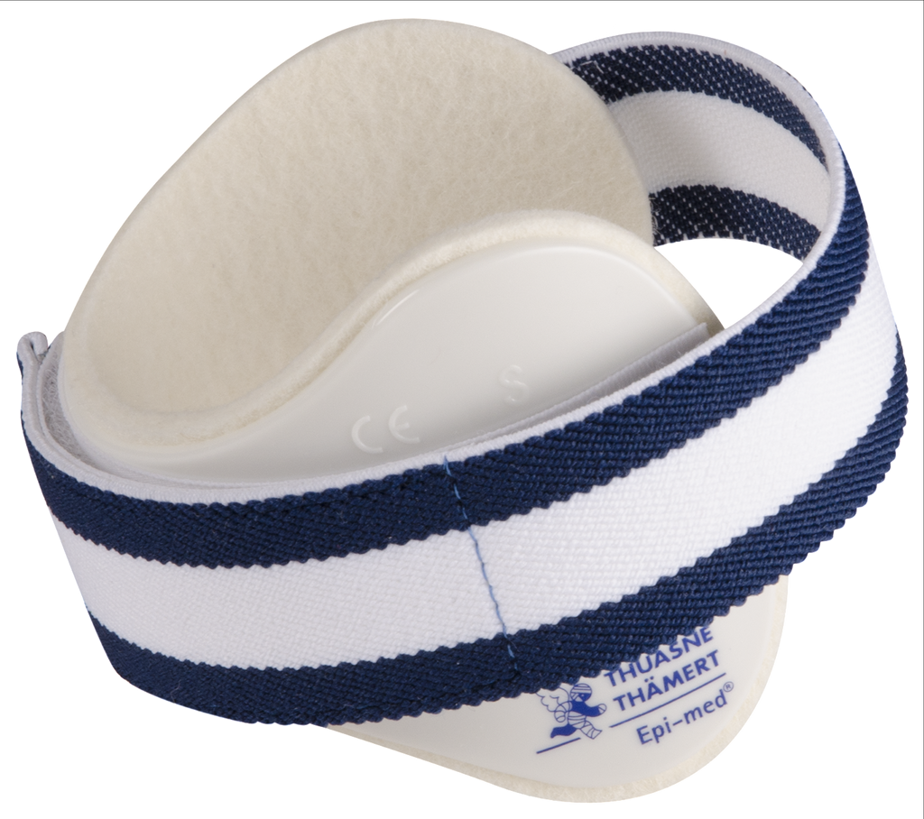 epi clasp double pad for tennis/golfer's elbow