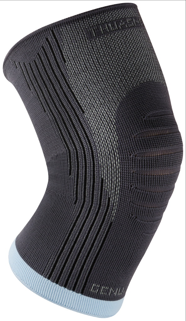 Thuasne elastic knee support/brace/sleeve for mild sprains