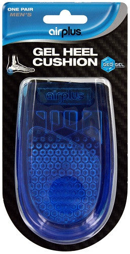 Aiplus blue gel heel cushion for heel pain