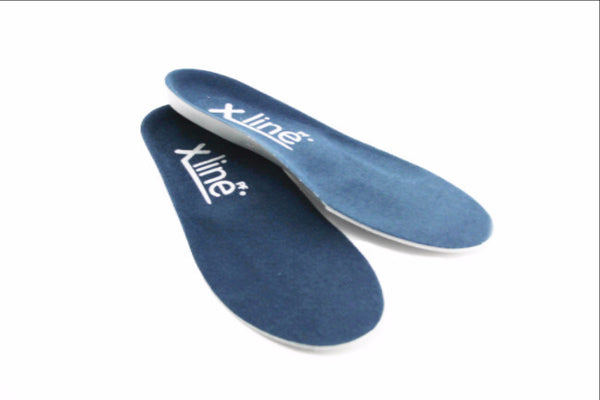 an insole to combat heel pain and plantar fascitis