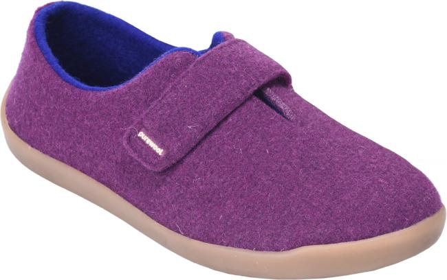cosyfeet pure wool wide fitting slipper