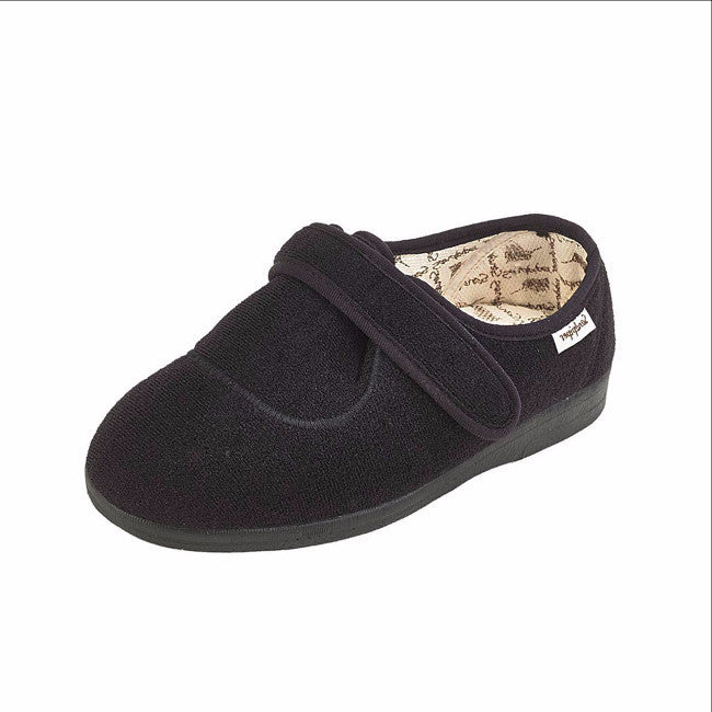 ladies wide fitting slipper