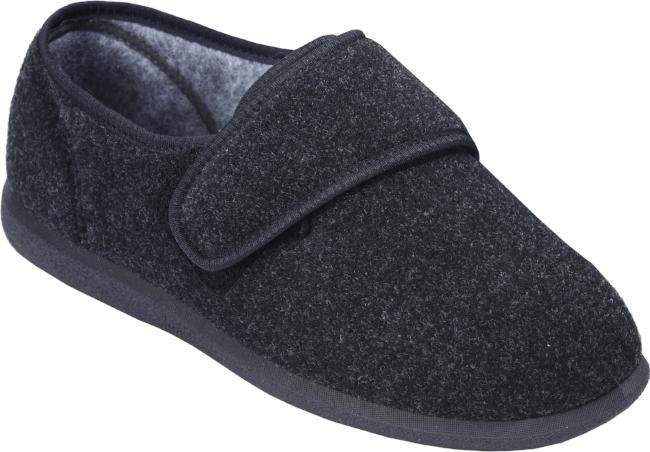 Men's Slipper Richie by Cosyfeet HH+ fitting (VAT Exempt)