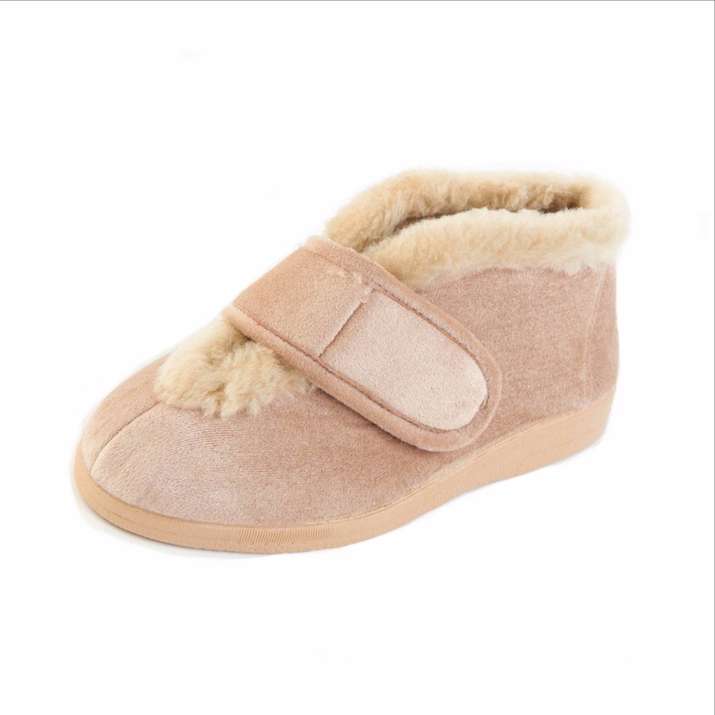 stylish and supportive slipper
