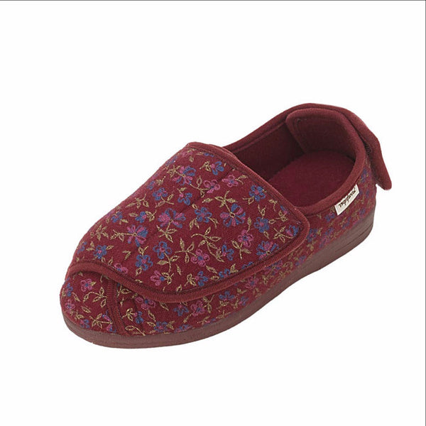 sandpiper wrap around ladies slippers