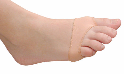 Simplyfeet Gelx forefoot cushion, reduces pressure and friction