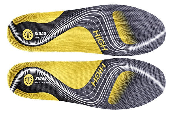 Sidas 3Feet Activ High Arch Insoles