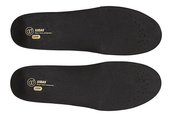 Sidas 3Feet Slim Low Arch Insoles, one pair