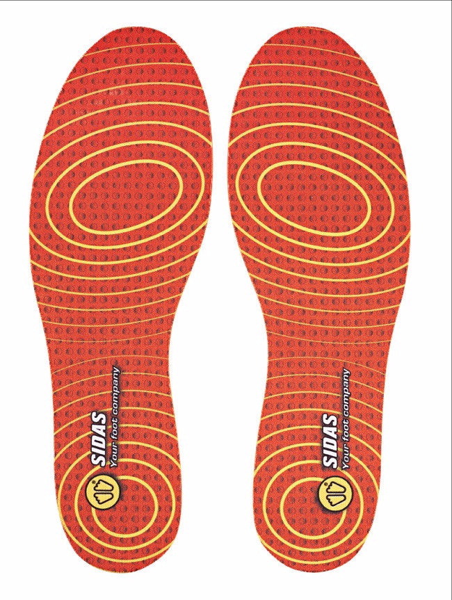 Sidas Impact Reducer Multi Activity Insoles, one pair