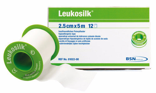Leukosilk fixing tape