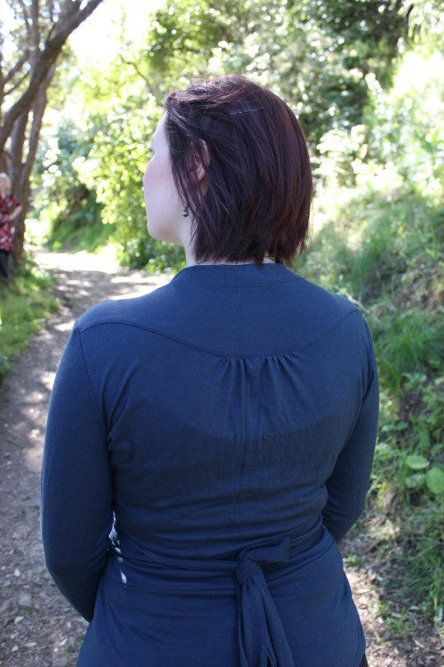 Gillian Dress - top variation, back