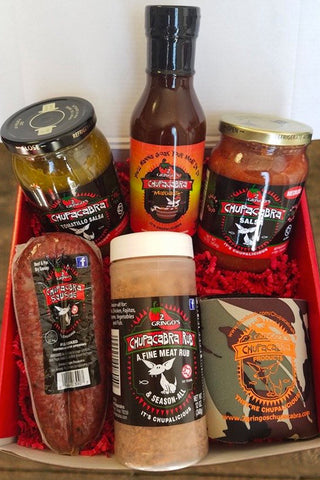 Texas BBQ Gift Boxes
