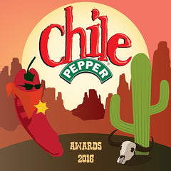 2 Gringos 2016 Chile Pepper Awards
