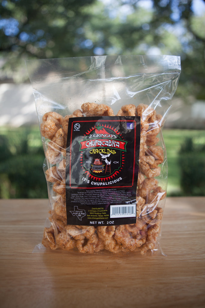 Texas-Style Pork Cracklings, 2 oz
