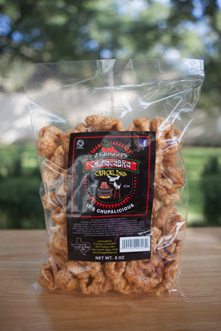 Texas-Style Pork Cracklings, 8 oz