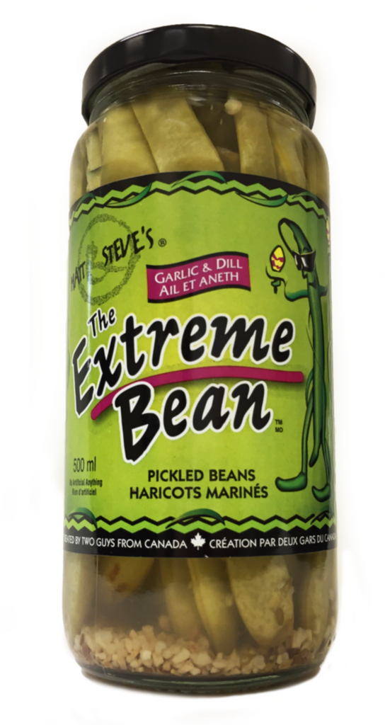 Extreme Beans - Garlic Dill Pickled Green Beans 16.9 oz