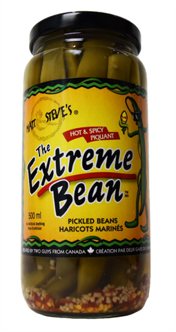 Extreme Beans - Hot & Spicy Pickled Green Beans
