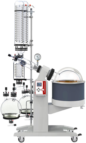 Dual Main Condenser Kit for Ai SolventVap 20L Rotary Evaporator image
