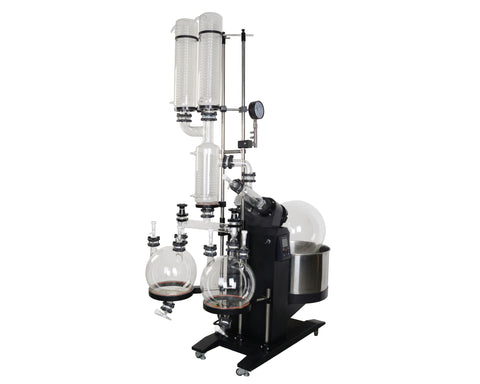 Calpha RE-5B Series Rotary Evaporators image
