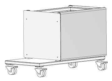 Base Cart for Hei-VAP Industrial models image