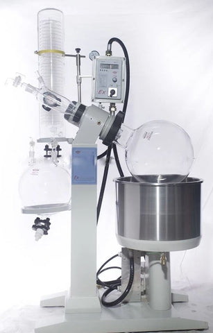 LabTech YRE-2020Z 20L Rotary Evaporator image