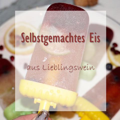 Selbstgemachtes Eis