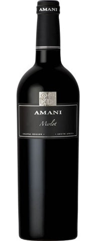 2015 Merlot, AMANI VINEYARDS, Stellenbosch
