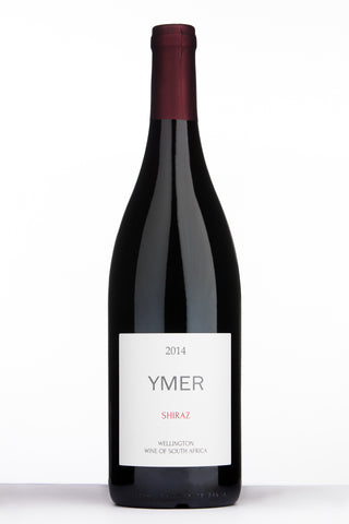 2014 YMER Shiraz, Kruishof Wines, Wellington