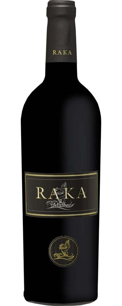2017 Malbec, Raka Winery, Klein Rivier Valley