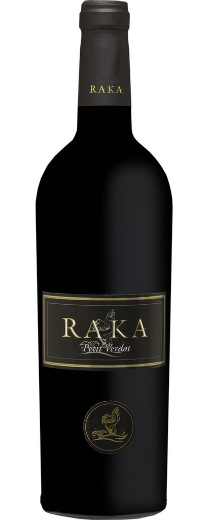 2017 Petit Verdot, Raka Winery, Klein Rivier Valley