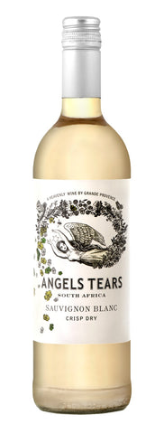 2019 Angel's Tears Sauvignon Blanc, Grande Provence, Franschhoek