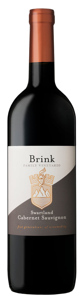 2017 Brink's Family Vineyards Cabernet Sauvignon, Pulpit Rock, Swartland