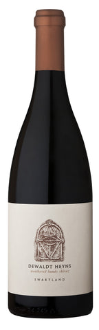 2015 Weathered Hands Shiraz, Saronsberg, Tulbagh