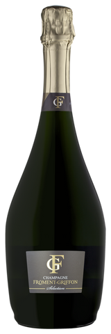 1. Cru Brut Selection AOC, Froment-Griffon, Champagne