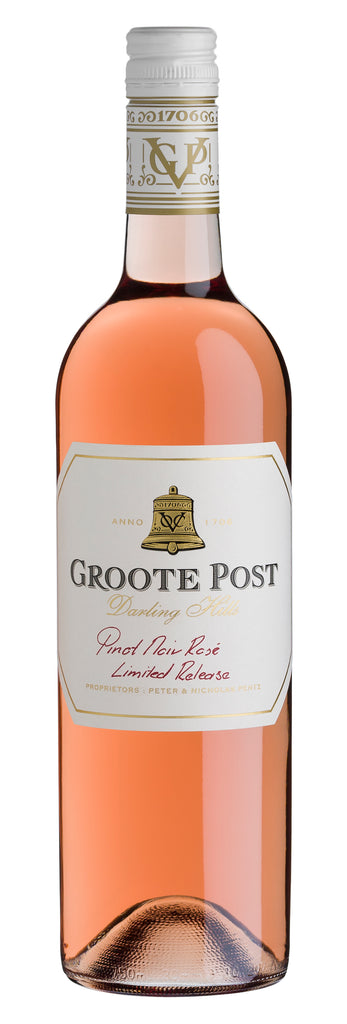 2020 Darling Hills Pinot Noir Rosé limited release, Groote Post, Darling