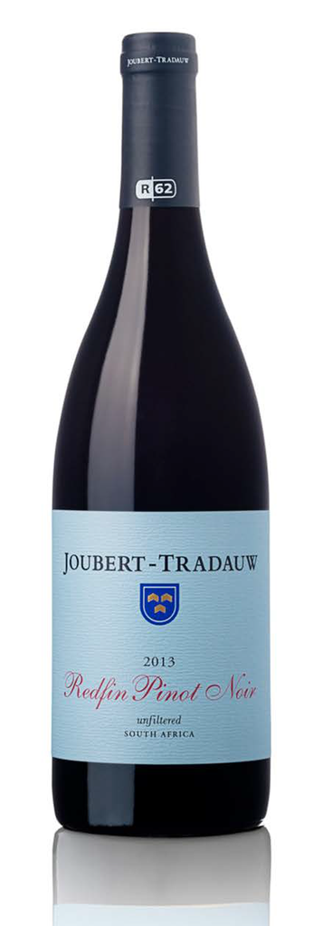 2013 Redfin Pinot Noir, Joubert-Tradauw, Tradouw Valley