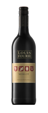 2013 Louis Fourie Merlot, Linton Park, Wellington