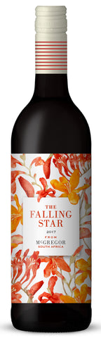 2017 Falling Star, WO McGregor Vineyard, McGregor