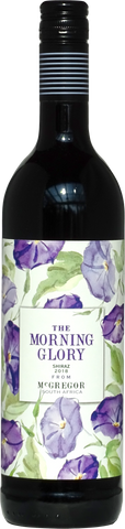 2018 Morning Glory Shiraz, WO McGregor Vineyard, McGregor