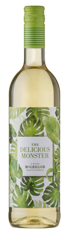 2018 Delicious Monster Sauvignon Blanc, WO McGregor Vineyard, McGregor