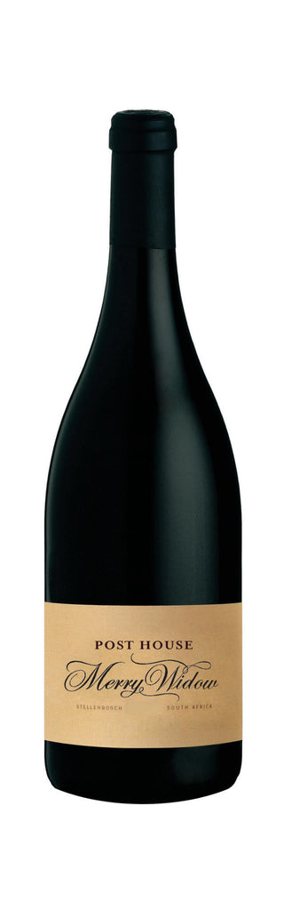 Merry Widow Shiraz, Post House, Stellenbosch , Wein - Post House, Berts Weinwelten