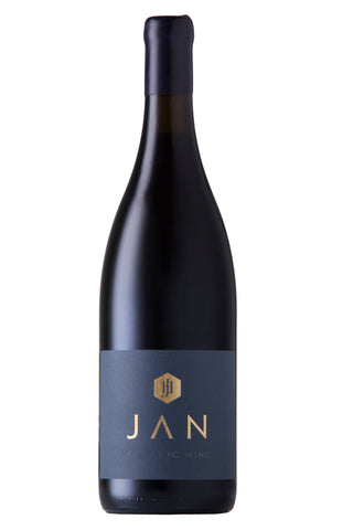 JAN Special Cuvee Red 2017, exclusive blend for Jan Restaurant, Nice, Org de Rac Organic Wines, Swartland