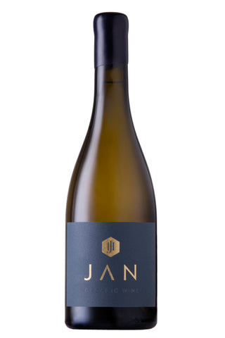 JAN Special Cuvee White 2017, exclusive blend for Jan Restaurant, Nice, Org de Rac Organic Wines, Swartland