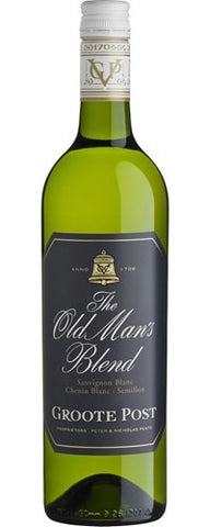 2019 THE OLD MAN'S BLEND white, Groote Post, Darling