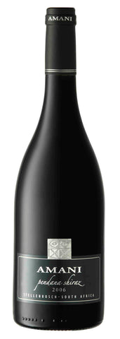 2011 PENDANA Shiraz, AMANI VINEYARDS, Stellenbosch